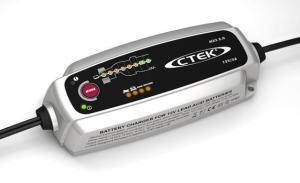 Bilbatteriladdare CTEK MXS 5.0